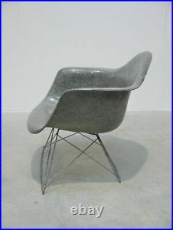 1954/55 Original Vintage Rare Eames Lar Shell Chair Venice Label Herman Miller