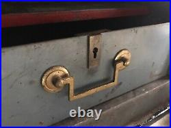 Antique Vintage Retro Victorian Rare Whittingham Safe Can Deliver