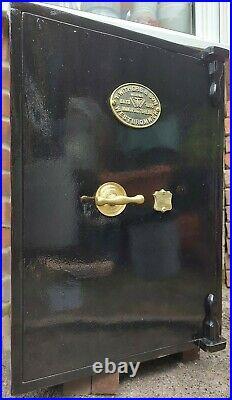 Antique Vintage Unusual Rare Withers Safe Keys Can Deliver