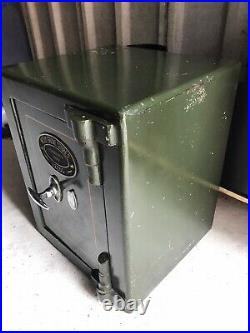 Antique Vintage Unusual Rare Withy Grove 1850 Safe Can Deliver