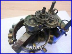 Eureka Clock. Parts, Spares or Repairs Only. Vintage. Collectable. Rare Parts