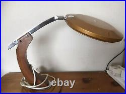 Fase Rare Stylish Collectable Vintage MID Century Presidente Table/desk Lamp