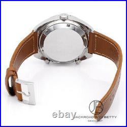 Heuer Autavia Ref 11630 Watch 41mm 1970's Antique Vintage Used Rare