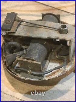 Original 1930's 40s 50s Vintage Wig Wag Light Switch for Parts/Restoration OEM