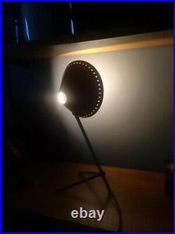 RARE 50s Pinocchio Lamp by Busquet for Hala Zeist MID CENTURY VINTAGE KALFF ERA