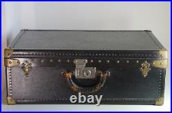RARE Antique Vintage LOUIS VUITTON Trunk Luggage Case Suitcase LV 1930