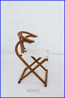 Rare Vintage Bentwood Folding Chair, 1960s
