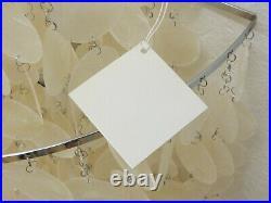 Rare original vintage VERNER PANTON FUN 1 WM wall lamp for J LUBER NOS