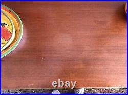 Sideboard, Vintage Mcintosh large mid-century, rare model, storage