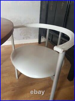 Six Rare Vintage Italian B&B Italia Chairs by Citterio. Will split