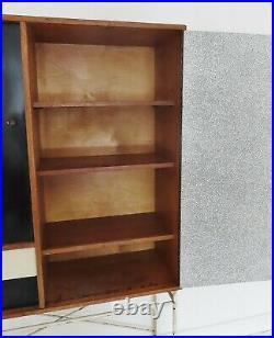 Stunning Vintage & Rare Kandya Frank Guille Cabinet Side Unit