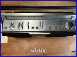 Super Rare SONY CFS-V8 Antique Radio Cassette Hi-Fi vintage BOOMBOX