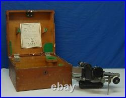 Tamaya & Co Type 2 17222 Vintage Japanese Nagivation Sextant Rare
