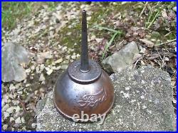 Very old 1908 Original Ford motor co. Oil auto Can accessory vintage tool kit