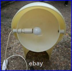 Vintage Artemide Telegono Vico Magistretti Italian lamp Italy 1968 rare unusual