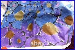 Vintage Fabric Sonia Dunthorne Rare Summer's Day 60s Heals Unused 2.9m