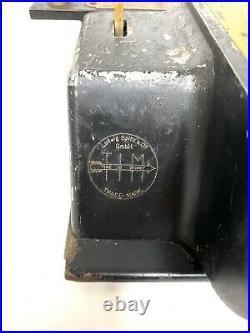 Vintage Ludwig Spitz & Co. TIM Mechanical Calculator Adding Machine Rare